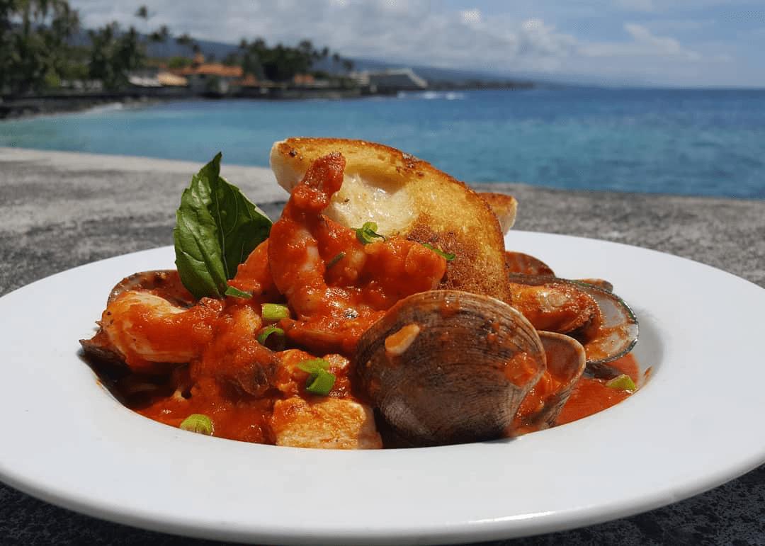 The Fish Hopper Kona - Seafood & Steaks
